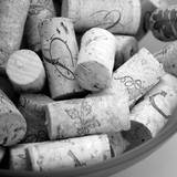 Corks II Poster by Gail Peck