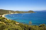 Campomoro Bay on Corsica Reproduction photographique par Massimo Borchi