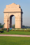 The 42 Metre High India Gate at the Eastern End of the Rajpath, New Delhi, India, Asia Photographic Print by Gavin Hellier