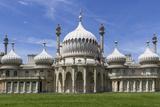 Royal Pavilion, Brighton, Sussex, England, United Kingdom, Europe Fotografisk trykk av Rolf Richardson