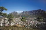 Ciudad del Cabo, Sudáfrica Lámina fotográfica por Robert Cundy