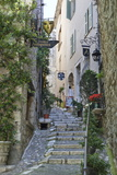 Street Scene, Saint-Paul-De-Vence, Provence-Alpes-Cote D'Azur, Provence, France, Europe Reproduction photographique par Stuart Black