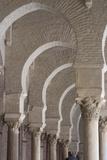 The Great Mosque of Okba, Kairouan, UNESCO World Heritage Site, Tunisia, North Africa, Africa Stampa fotografica di Ethel Davies