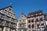 Bernkastel-Kues, Mosel, Germany Impressão fotográfica por Hans Peter Merten