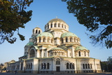 Aleksander Nevski Memorial Church, Sofia, Bulgaria, Europe Photographic Print by Christian Kober