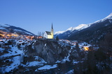 Scuol, Graubunden, Swiss Alps, Switzerland, Europe Photographic Print by Christian Kober