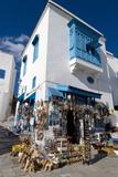 Sidi Bou Said, Near Tunis, Tunisia, North Africa, Africa Stampa fotografica di Ethel Davies