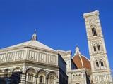 Battistero, Florence, Italy Impressão fotográfica por Hans Peter Merten