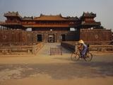 Ngo Mon Entrance, Thai Hoa Palace, Hue, Vietnam Photographic Print by Alain Evrard