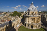 Radcliffe Camera, Oxford, Oxfordshire, England, United Kingdom, Europe Reproduction photographique par Charles Bowman