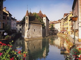 Annecy, Savoie, France Photographic Print by John Miller