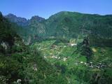 Cruzinhas, Madeira, Portugal Impressão fotográfica por Hans Peter Merten