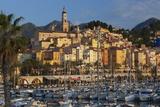 View over Old Town and Port Reproduction photographique par Stuart Black