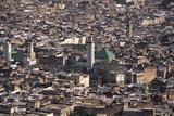 Medina, Fez, Morocco Photographic Print by Adam Woolfitt