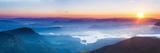 Adams Peak (Sri Pada) View at Sunrise Photographic Print by Matthew Williams-Ellis
