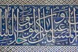 Decorative Tiles in Topkapi Palace, Istanbul, Turkey, Western Asia Impressão fotográfica por Martin Child