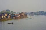 Nampan Village, Inle Lake, Shan State, Myanmar (Burma), Asia Reproduction photographique par  Tuul