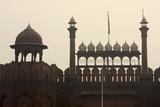 Red Fort, UNESCO World Heritage Site, Delhi, India, Asia Photographic Print by Balan Madhavan