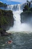 Foz De Iguazu (Iguacu Falls) Fotoprint av Michael Runkel