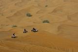 Desert Safari, Dubai, United Arab Emirates, Middle East Photographic Print by Balan Madhavan