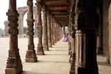 Qutub Complex, UNESCO World Heritage Site, Delhi, India, Asia Photographic Print by Balan Madhavan