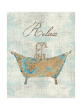 Entspannen Giclée-Premiumdruck von Sarah Mousseau