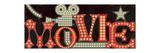 Movie Lights II Premium Giclee Print by  Pela