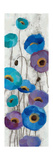 Bold Anemones Panel III Premium Giclee Print by Silvia Vassileva