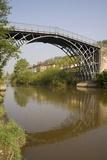 Ironbridge, UNESCO World Heritage Site, Shropshire, England, United Kingdom, Europe Fotografisk trykk av Rolf Richardson