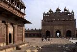 Fatehpur Sikri, UNESCO World Heritage Site, Uttar Pradesh, India, Asia Photographic Print by Balan Madhavan