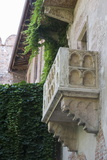 Juliet Balcony in Casa Di Giulietta, Verona, Italy Photographic Print by Martin Child