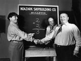 The Three Stooges: Pure Genius! Foto