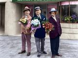 The Three Stooges: Three Dapper Dans Fotografía