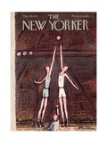 The New Yorker Cover - March 10, 1951 Premium Giclee Print by Abe Birnbaum