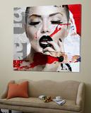 Absolutely Beautiful I Posters van Hans Jochem
