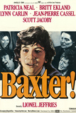 Baxter! Posters