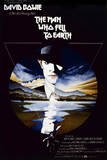 The Man Who Fell to Earth Plakat