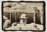 Cupola on Lake Como Photographic Print by Theo Westenberger