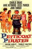 Petticoat Pirates Plakater