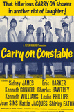 Carry on Constable Plakat