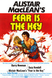 Fear Is the Key ポスター