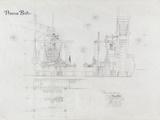 Princess Bride the Movie: The Machine Illustration Premium Giclee-trykk