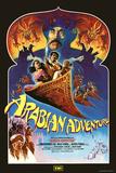 Arabian Adventure Posters