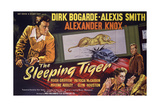 Sleeping Tiger (The) Poster