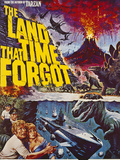 Land That Time Forgot (The) Plakater