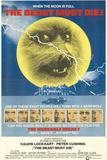 Beast Must Die (The) Posters