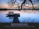 Besinnung (German Translation) Foto