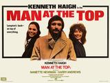 Man at the Top Prints