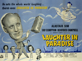 Laughter in Paradise Posters