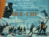 Hue and Cry Plakat
